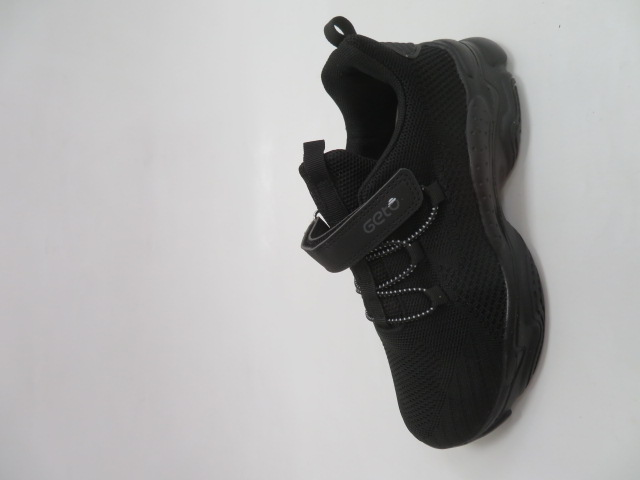 Buty Sportowe Dziecięce F776, Black,32-37