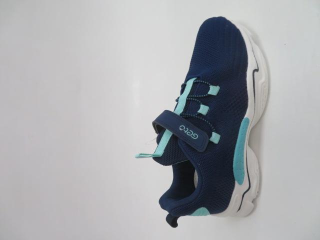 Buty Sportowe Dziecięce F776, Jade Blue,32-37