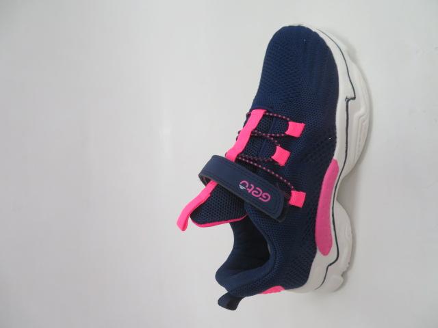 Buty Sportowe Dziecięce F776, Navy Pink, 32-37