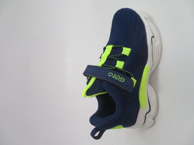 Buty Sportowe Dziecięce F775, Navy Green, 26-31