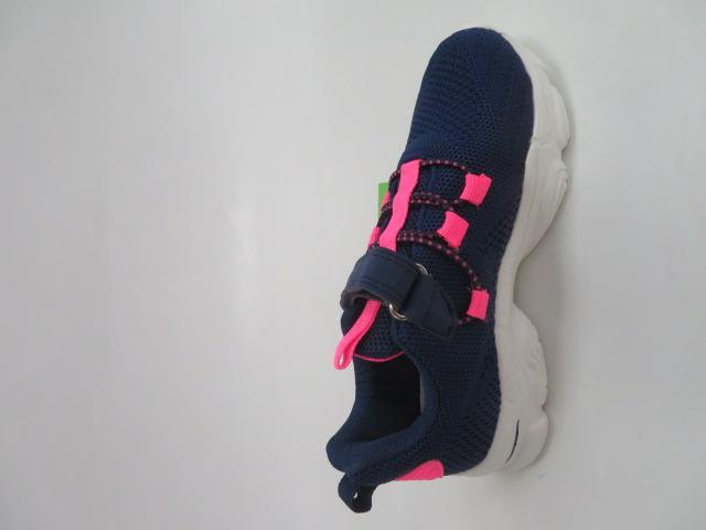 Buty Sportowe Dziecięce F775, Navy Pink, 26-31
