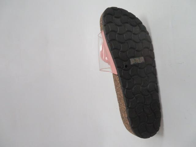 Klapki Damskie LS-33, Pink, 36-41 3
