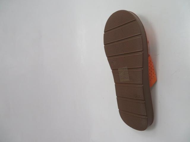 Klapki Damskie 5503, Orange, 36-41 3
