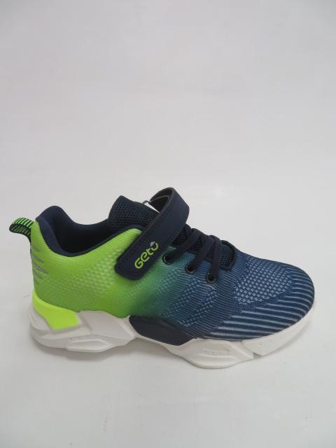 Buty Sportowe Dziecięce F760, Green, 32-37