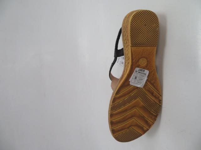 Sandały Damskie JN803, Black, 36-41
