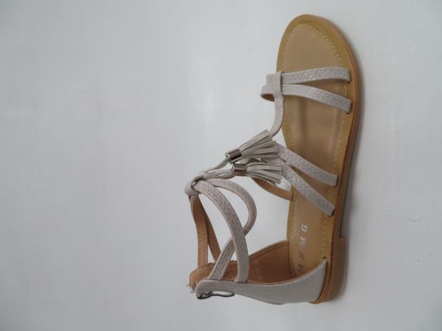 Sandały Damskie JN806, Grey, 36-41
