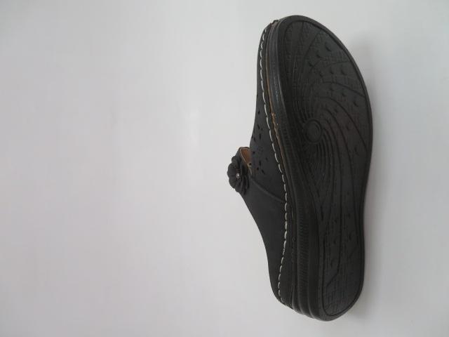 Klapki Damskie 0675-1, Black, 36-41 3