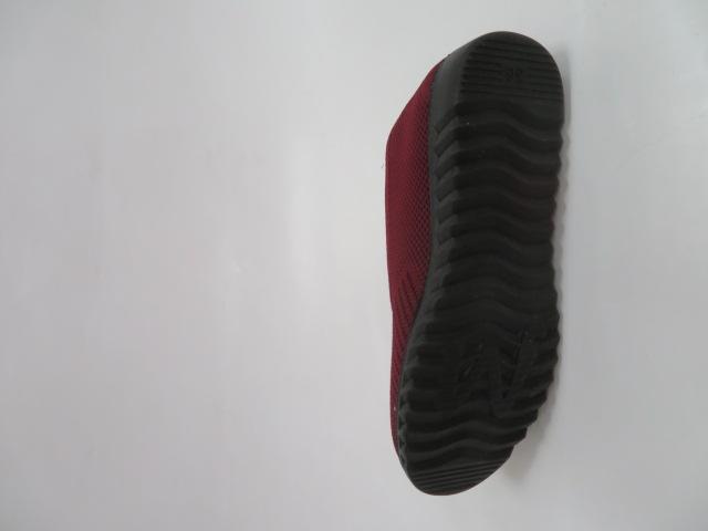 Półbuty Damskie B1990, Red, 36-41