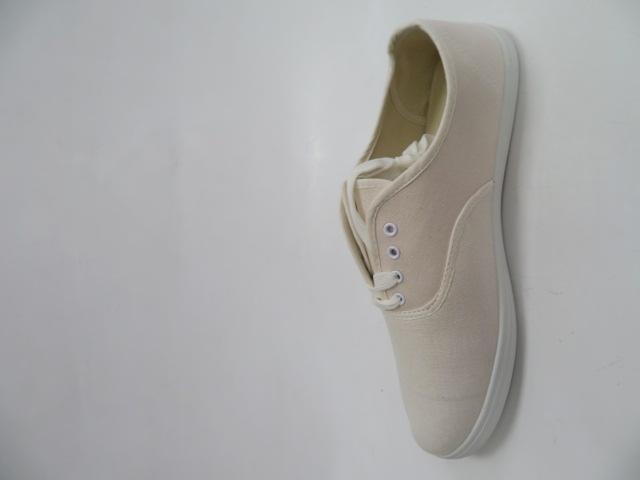 Trampki Męskie B15-052, White, 40-45