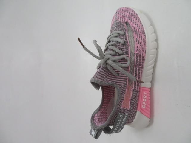 Buty Sportowe Dziecięce MC92, Pink, 31-36