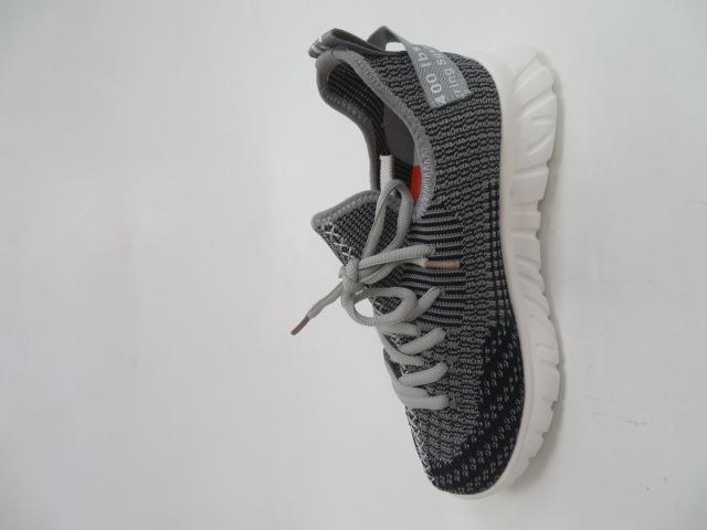Buty Sportowe Dziecięce MC92, Gray, 31-36 3