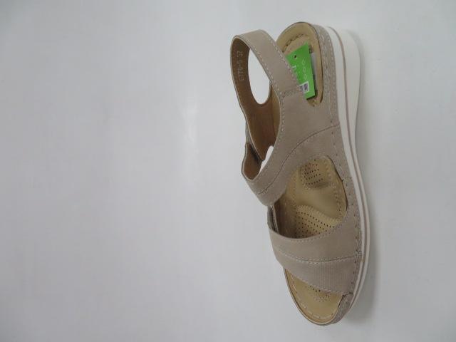 Sandały Damskie 6778-5, Beige, 36-41 2