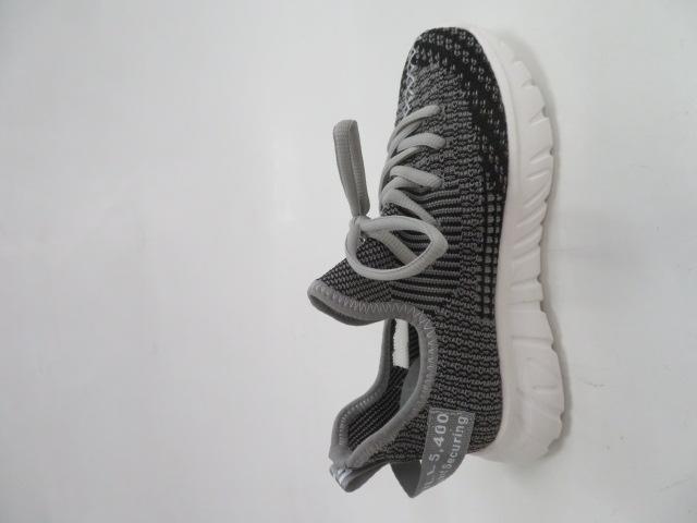Buty Sportowe Dziecięce MC92, Black, 31-36 3
