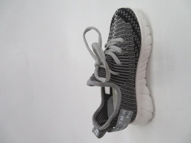 Buty Sportowe Dziecięce MC91, Black, 26-30 3