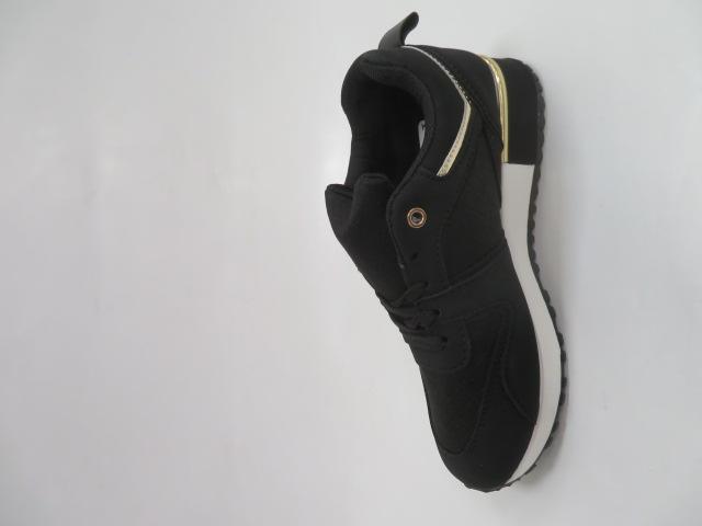 Sportowe Damskie R-59, Black, 36-41 2