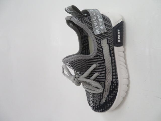 Buty Sportowe Dziecięce MC91, Gray, 26-30
