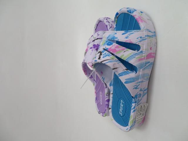 Klapki Damskie 120, Mix 2 color, 36-41