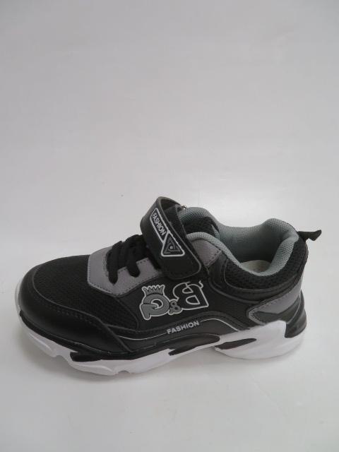 Buty Sportowe Dziecięce 7903-1, Black, 31-36