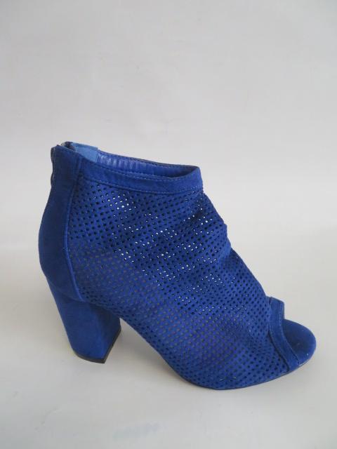 Czółenka Damskie LE-337, Blue , 36-41