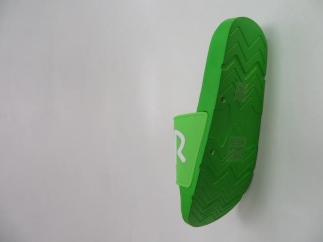Klapki Damskie CK125, Green, 36-41 3