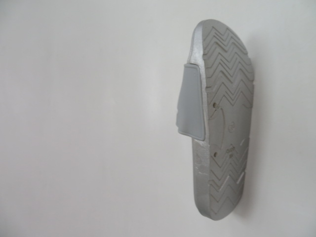 Klapki Damskie CK125, Silver, 36-41 3