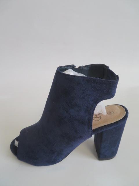 Czółenka Damskie LE-336, Blue , 36-41
