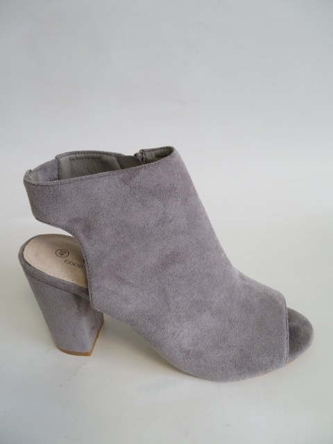 Czółenka Damskie LE-336, Grey , 36-41