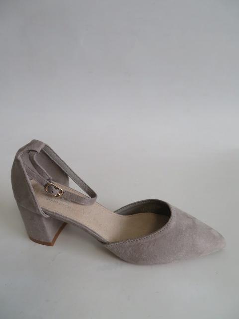 Czółenka Damskie LE-373, Grey, 36-41