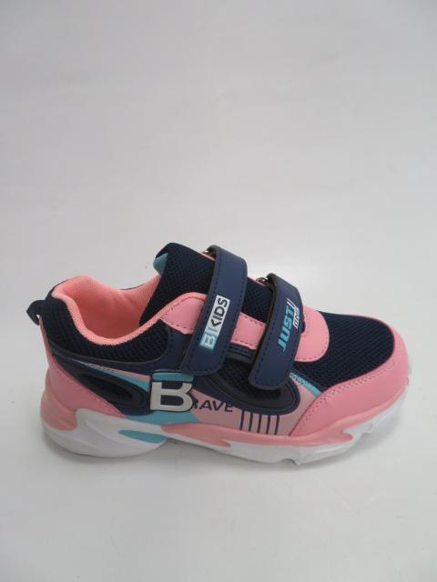 Buty Sportowe Dziecięce 7903-2, Blue/Pink, 31-36