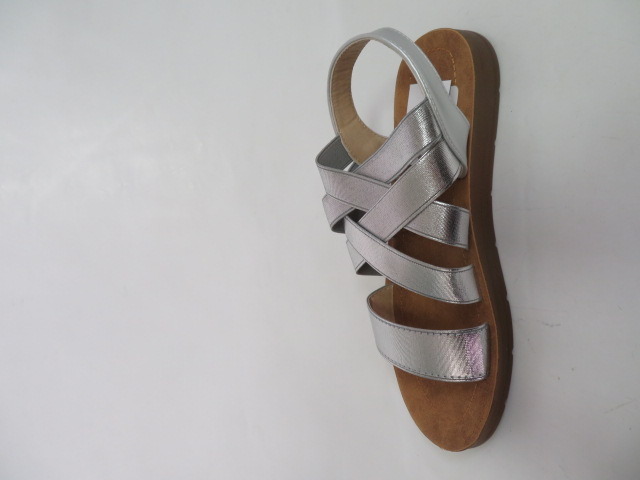 Sandały Damskie 9225, Silver, 36-41 3