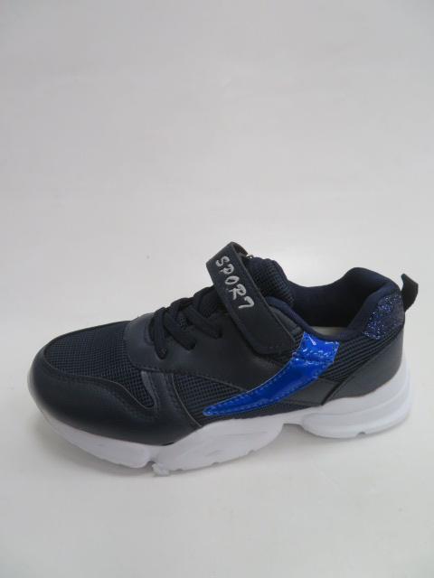Buty Sportowe Dziecięce 349, Blue, 31-36