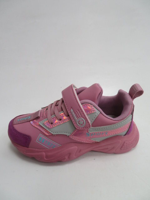 Buty Sportowe Dziecięce A109, Purple, 31-36
