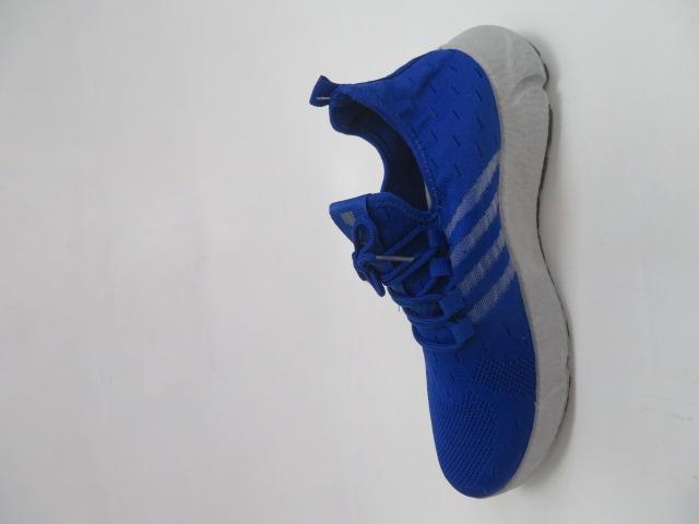 Buty Sportowe Męskie 0575, Blue/Grey , 41-46