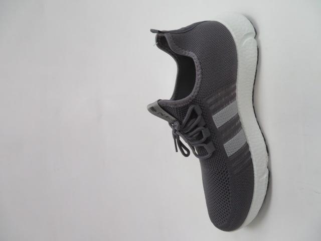 Buty Sportowe Męskie 0577, Grey/White, 41-46