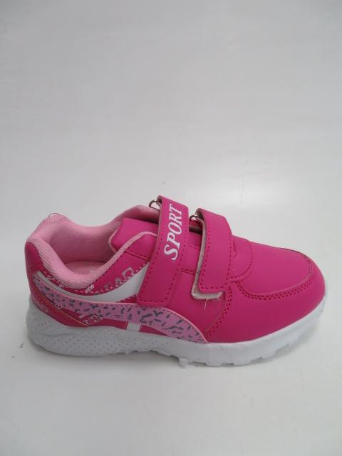 Buty Sportowe Dziecięce B1806, Fushia, 31-36