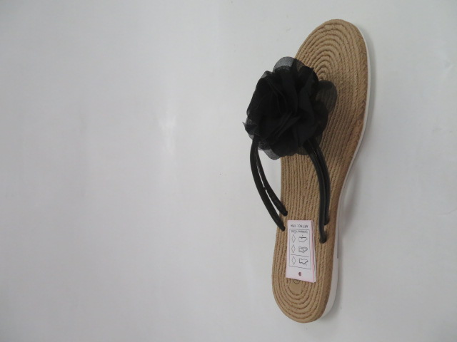 Klapki Damskie D3671, Black, 36-41 3