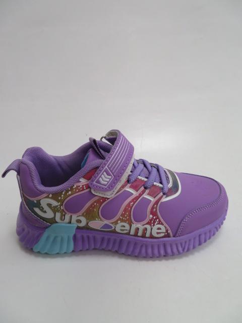 Buty Sportowe Dziecięce 7923-4, Purle, 31-36