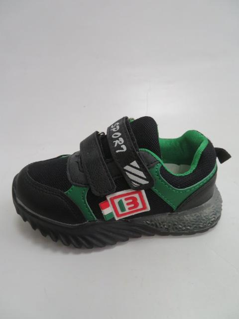 Buty Sportowe Dziecięce 339, Black, 31-36