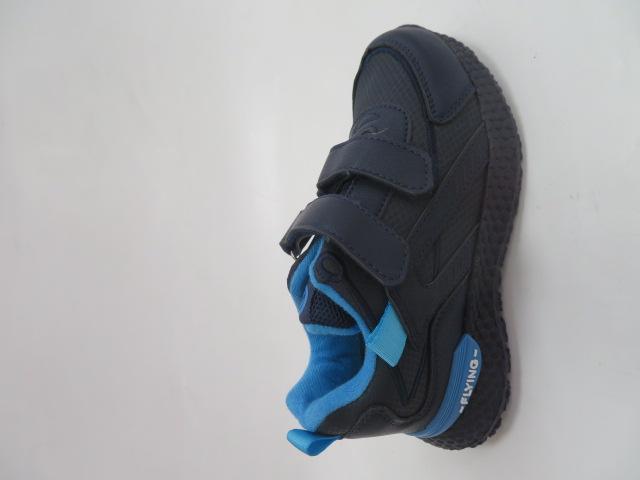 Buty Sportowe Dziecięce E60, D.Blue/Blue, 26-31