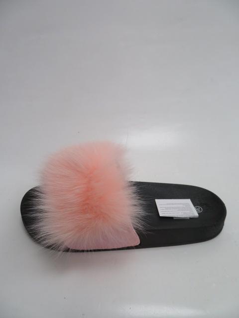 Klapki Damskie 3116, Pink, 36-41