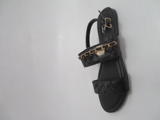Sandały Damskie LS-31, Black, 36-41 1