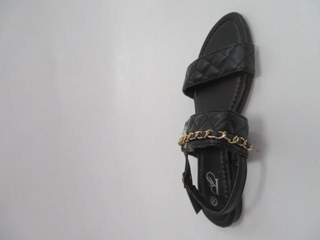 Sandały Damskie LS-31, Black, 36-41 3