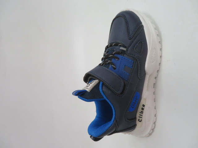 Buty Sportowe Dziecięce L306, Blue/Royal, 26-31