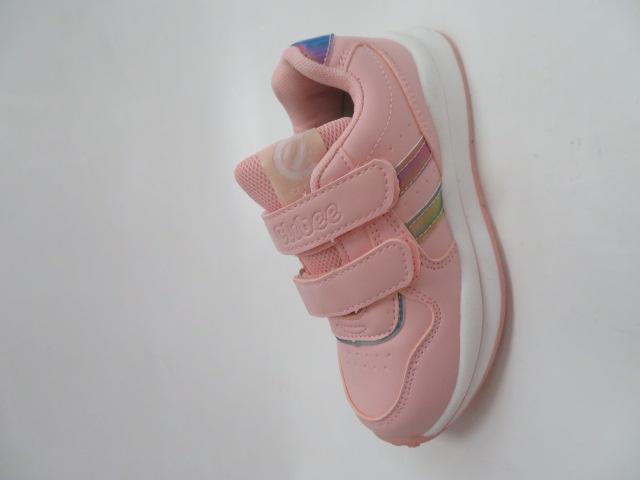 Buty Sportowe Dziecięce E77, Pink, 25-30