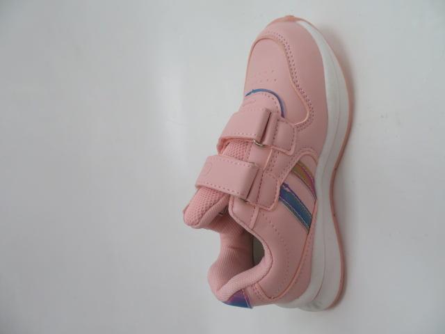 Buty Sportowe Dziecięce E77, Pink, 25-30 2