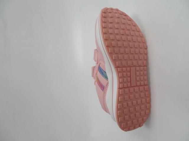 Buty Sportowe Dziecięce E77, Pink, 25-30 3