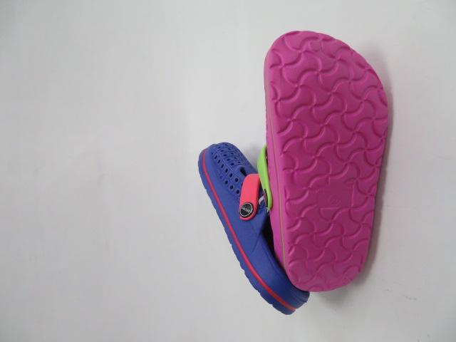Klapki Dziecięce H13-4980, Mix 4 color, 24-29