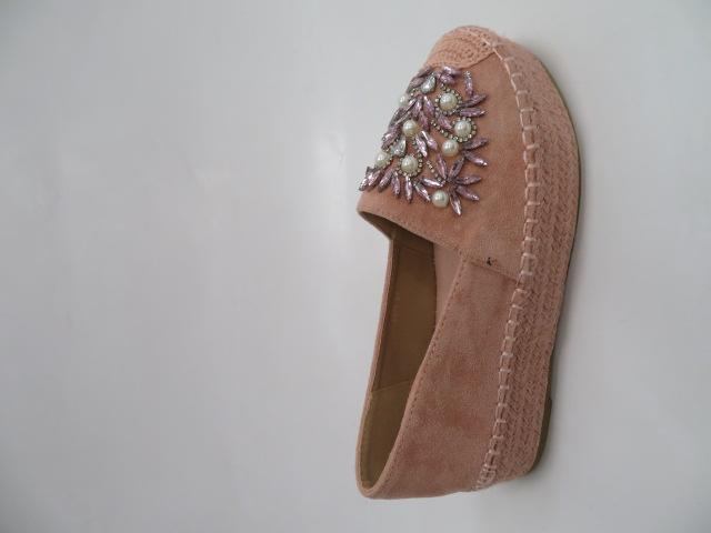 Półbuty Damskie 5471, Pink, 36-41