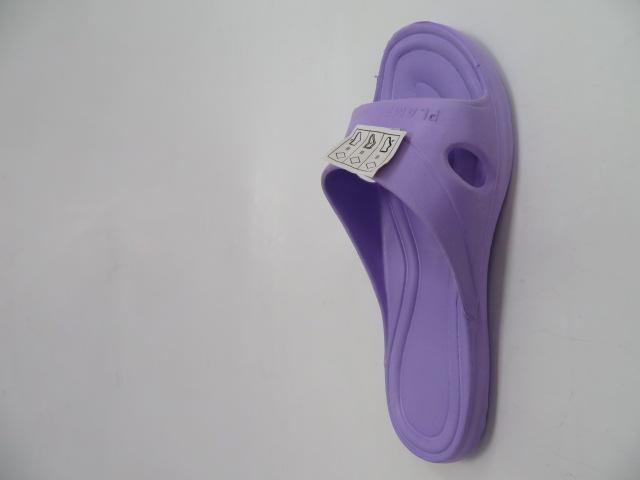 Klapki Damskie XB-2005, L.Puple , 36-40