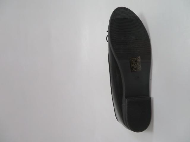 Baleriny Damskie LT01B, Black, 36-41 3